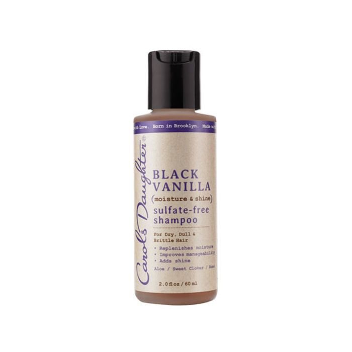 Black Vanilla Moisture & Shine Sulfate-Free Shampoo