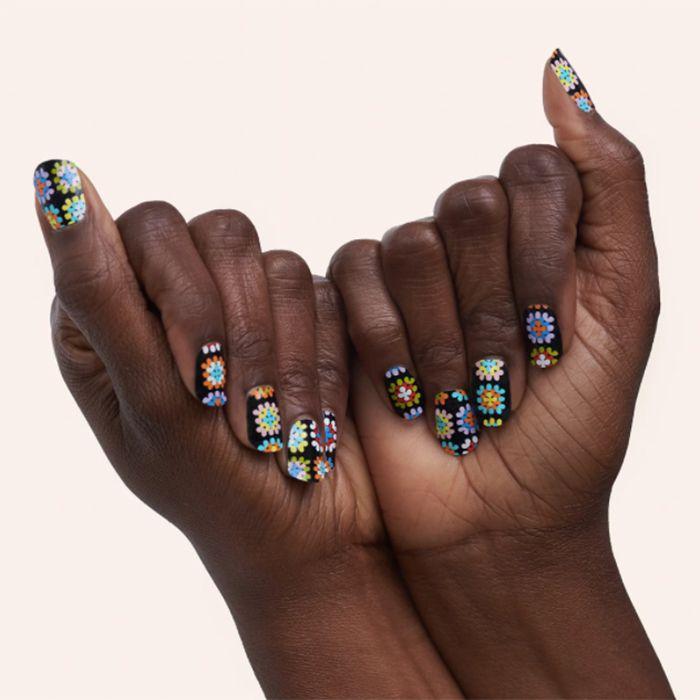manime gel nail art review