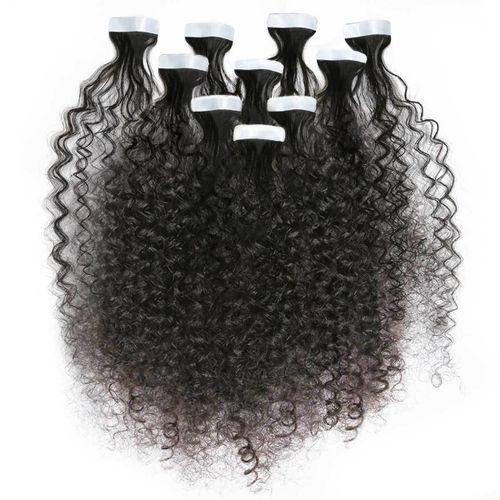 Kinky Curly Tape-In Hair