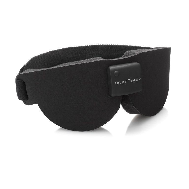 Sound Oasis Glo to Sleep Therapy Mask