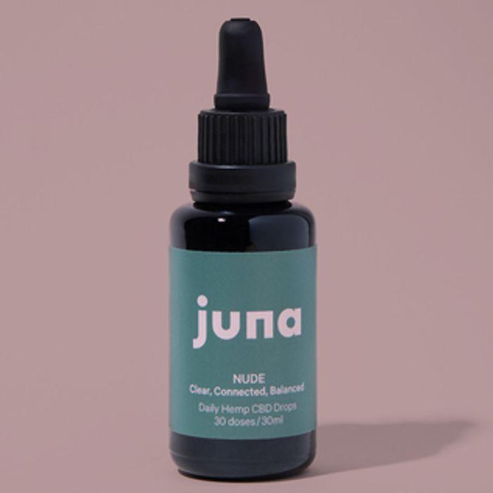 Juna Drops: Nude Hemp Phyto-cannabinoid Rich (PCR)