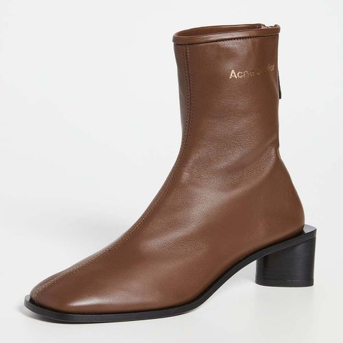 Bertine Booties ($590)