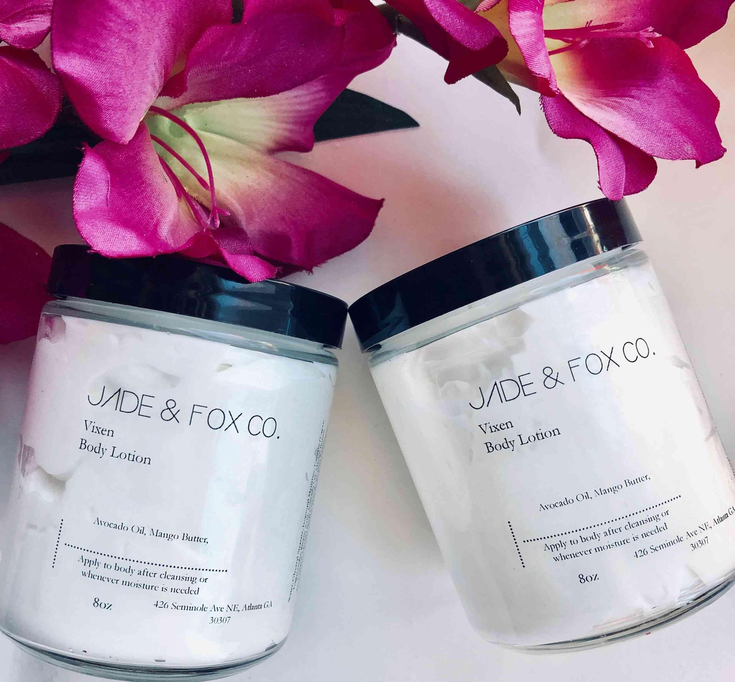 Jade & Fox Co. Vixen Body Lotion