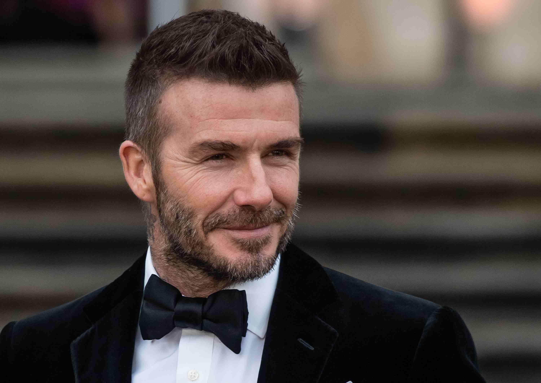 David Beckham Taper