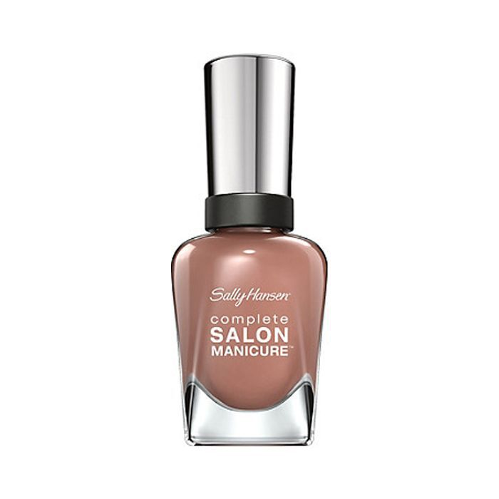 Sally Hansen Complete Salon Manicure in Brown Nose - nude nail polish