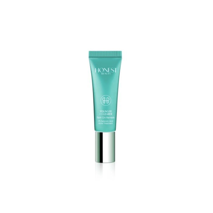 Honest Beauty Younger + Clearer Spot-On Remedy - virtual skin diary