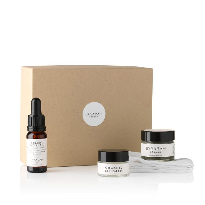 By Sarah London Deluxe Organic Travel Set