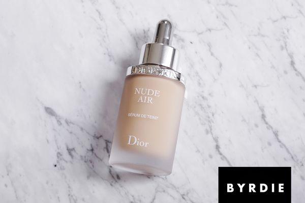 dior diorskin nude air serum foundation