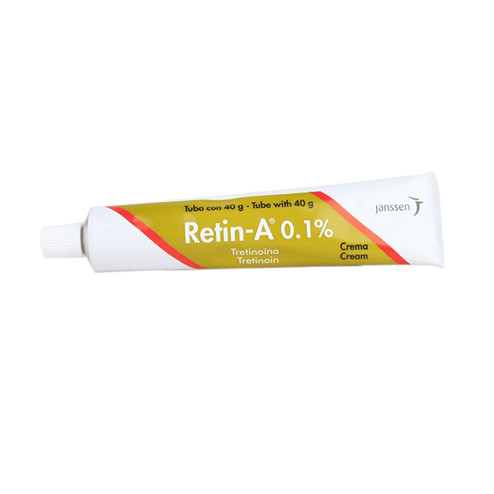 Retin A tube