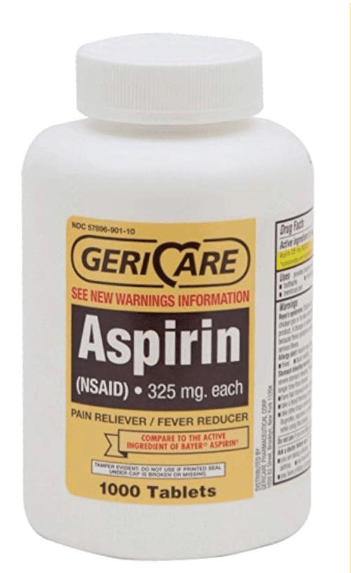 Gericare Aspirin