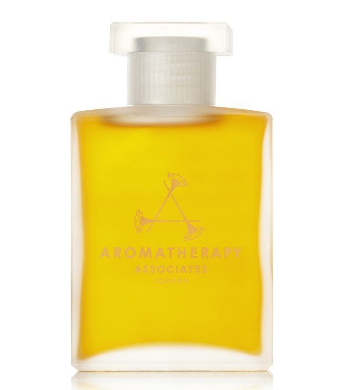 Stress-relieving beauty products: Aromatherapy Associates Inner Strength Bath & Body Oil