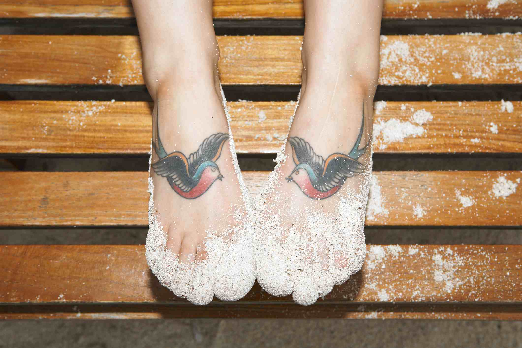 Foot Tattoo Aftercare Tips (Top 10)
