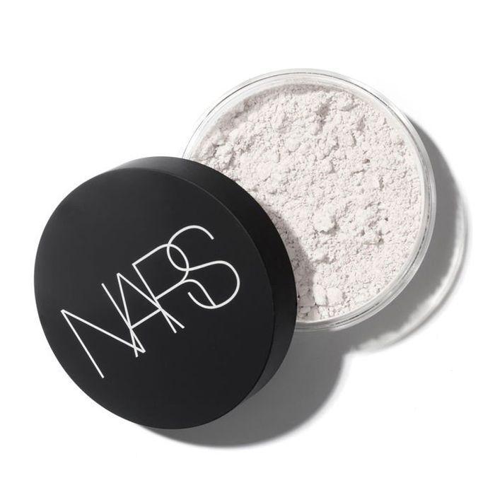 Pati Dubroff makeup tips: Nars Light Reflecting Setting Powder