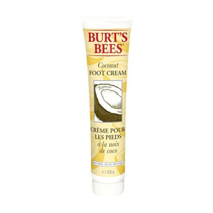 Bio-Oil review: Burt's Bees Coconut Foot Cream