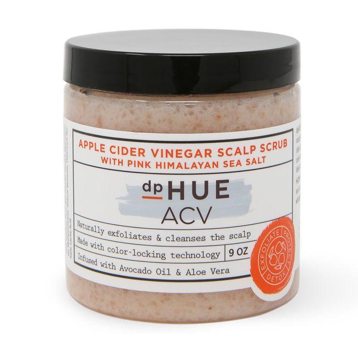 Dp Hue ACV Apple Cider Vinegar Scalp Scrub