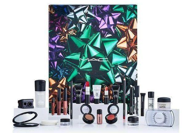 beauty advent calendar 2018: MAC