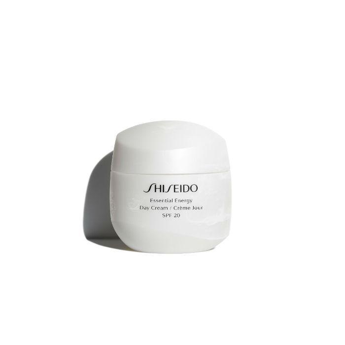 japanese beauty: Shiseido Essential Energy Day Cream SPF20