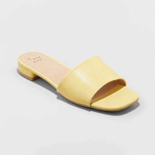 Summer Dress Slide Sandals ($24.99)