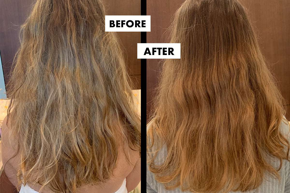 Meet Lamellar Water: The $33 Korean Hair-Smoothing Treatment I Found on Amazon