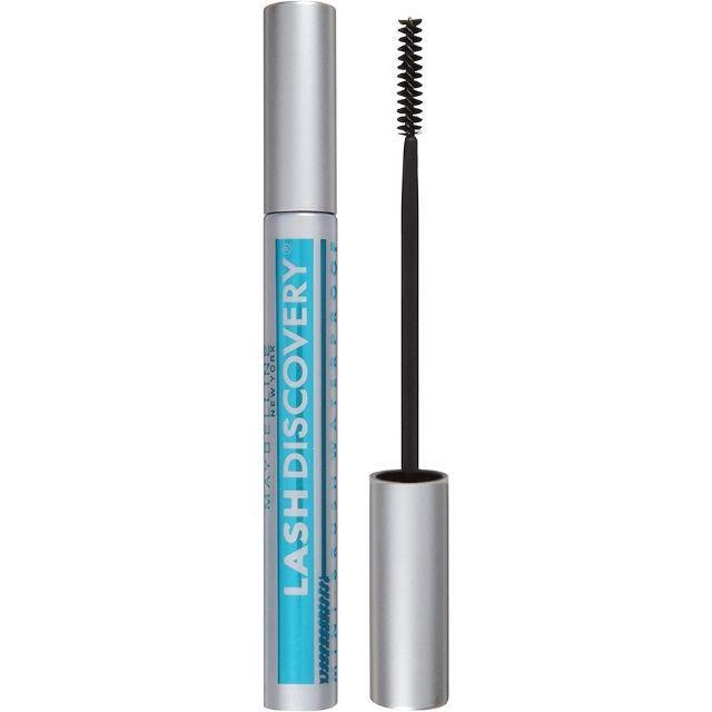 Maybelline New York Lash Discovery Waterproof Mascara