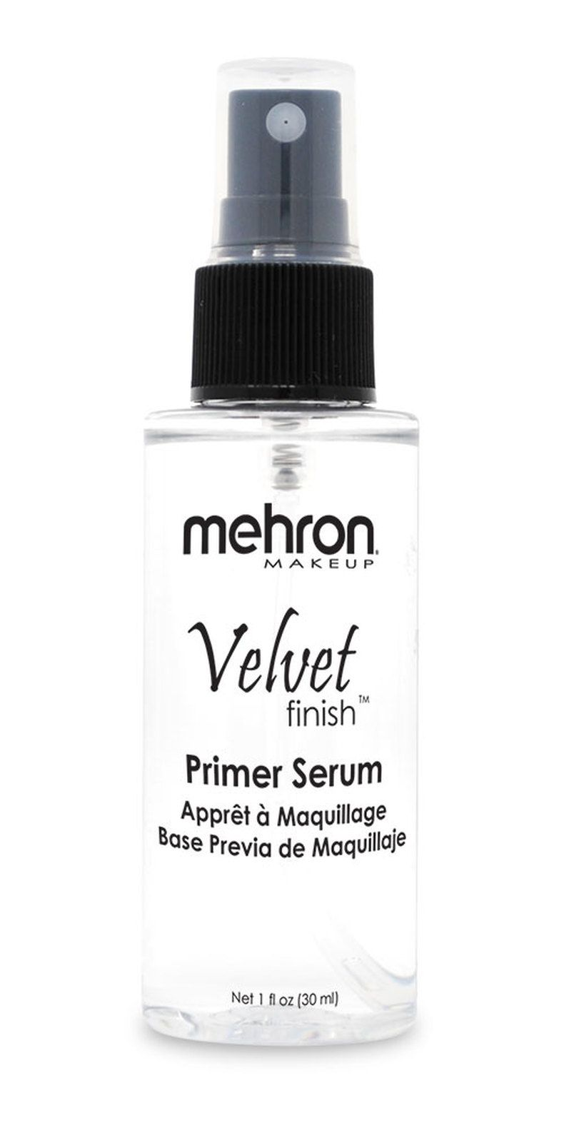 Mehron Velvet Finish
