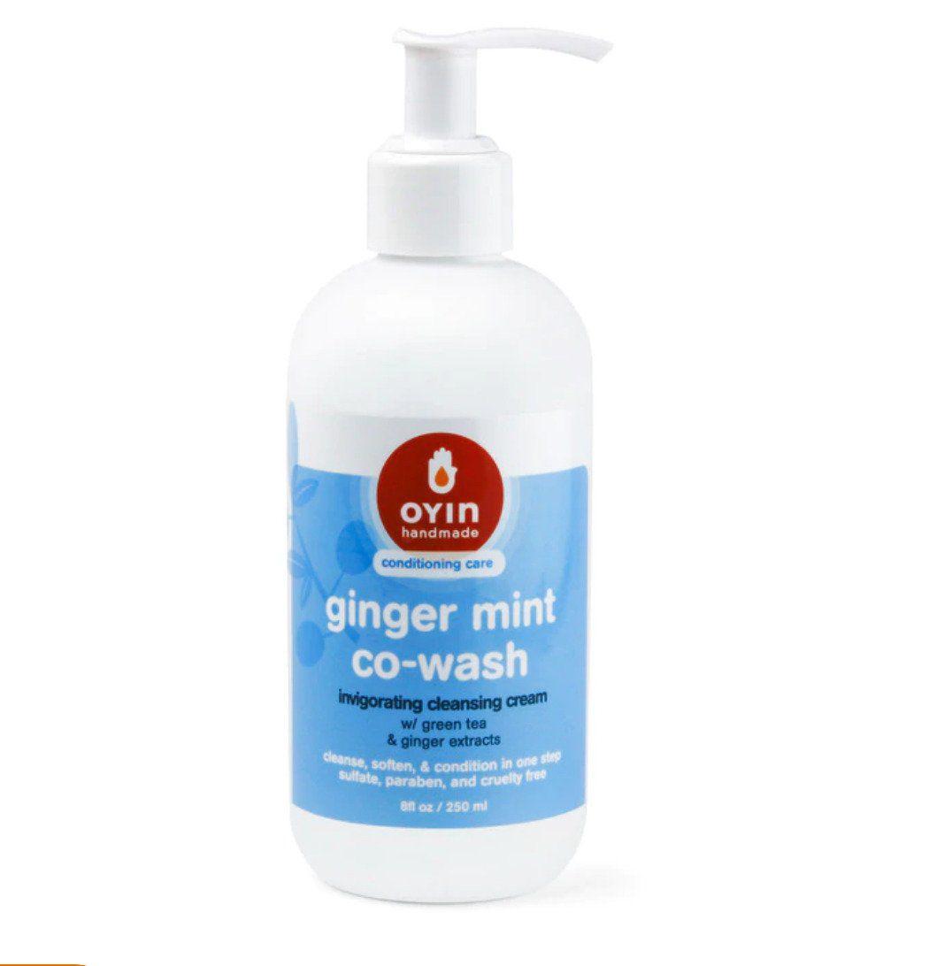 Oyin Handmade Ginger Mint Co-Wash