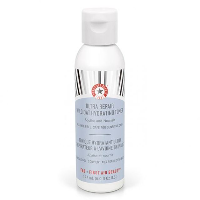 First Aid Beauty Ultra Repair Wild Oat Hydrating Toner