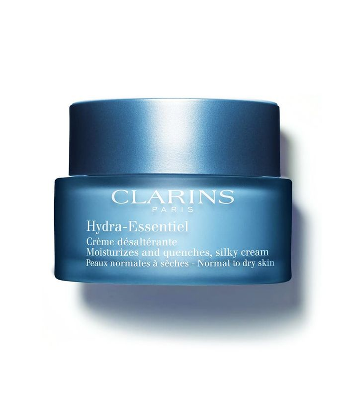 Best moisturiser for dry skin: Clarins Hydra-Essentiel Silky Cream For Normal to Dry Skin