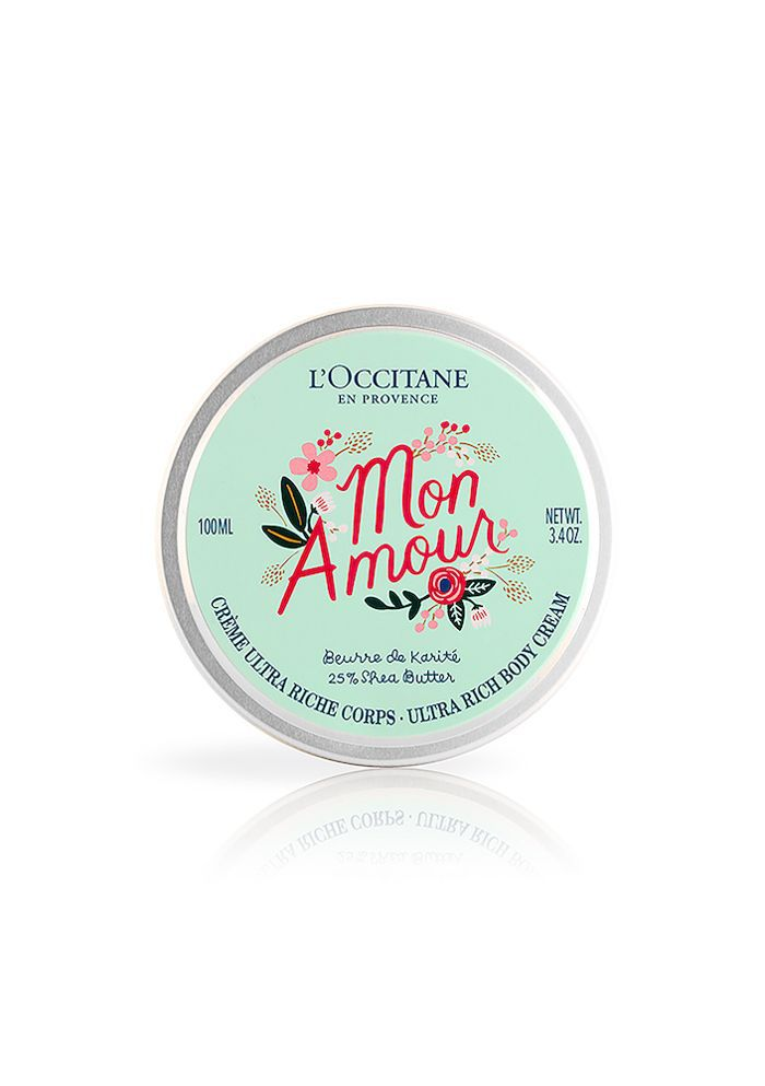 L'Occitane Limited Edition Design Shea Ultra Rich Body Cream