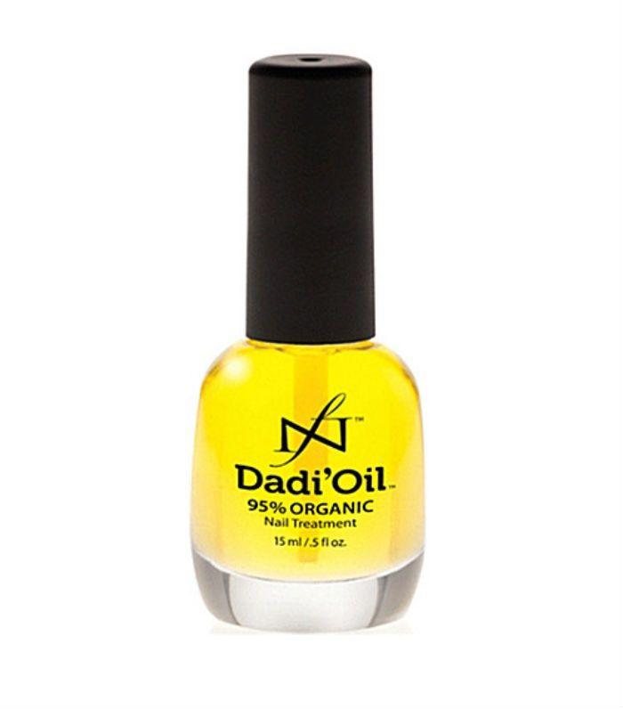 Cuticle oil: Dadi'Oil nail treatment