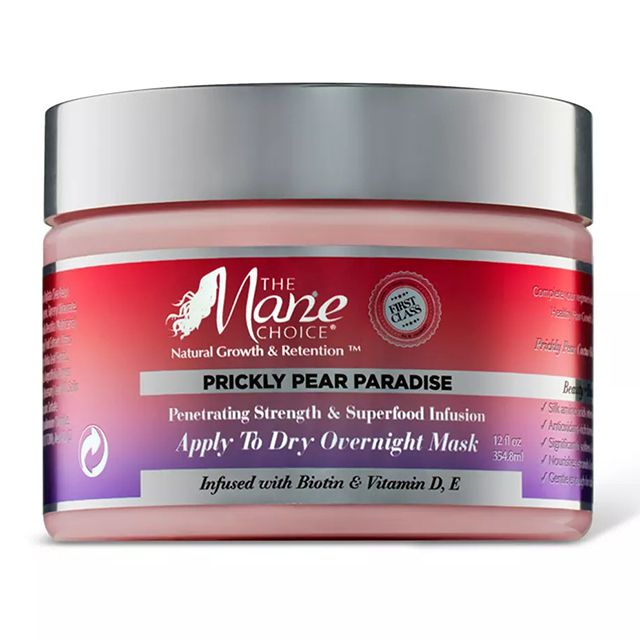 The Mane Choice Prickly Pear Paradise Dry Overnight Mask