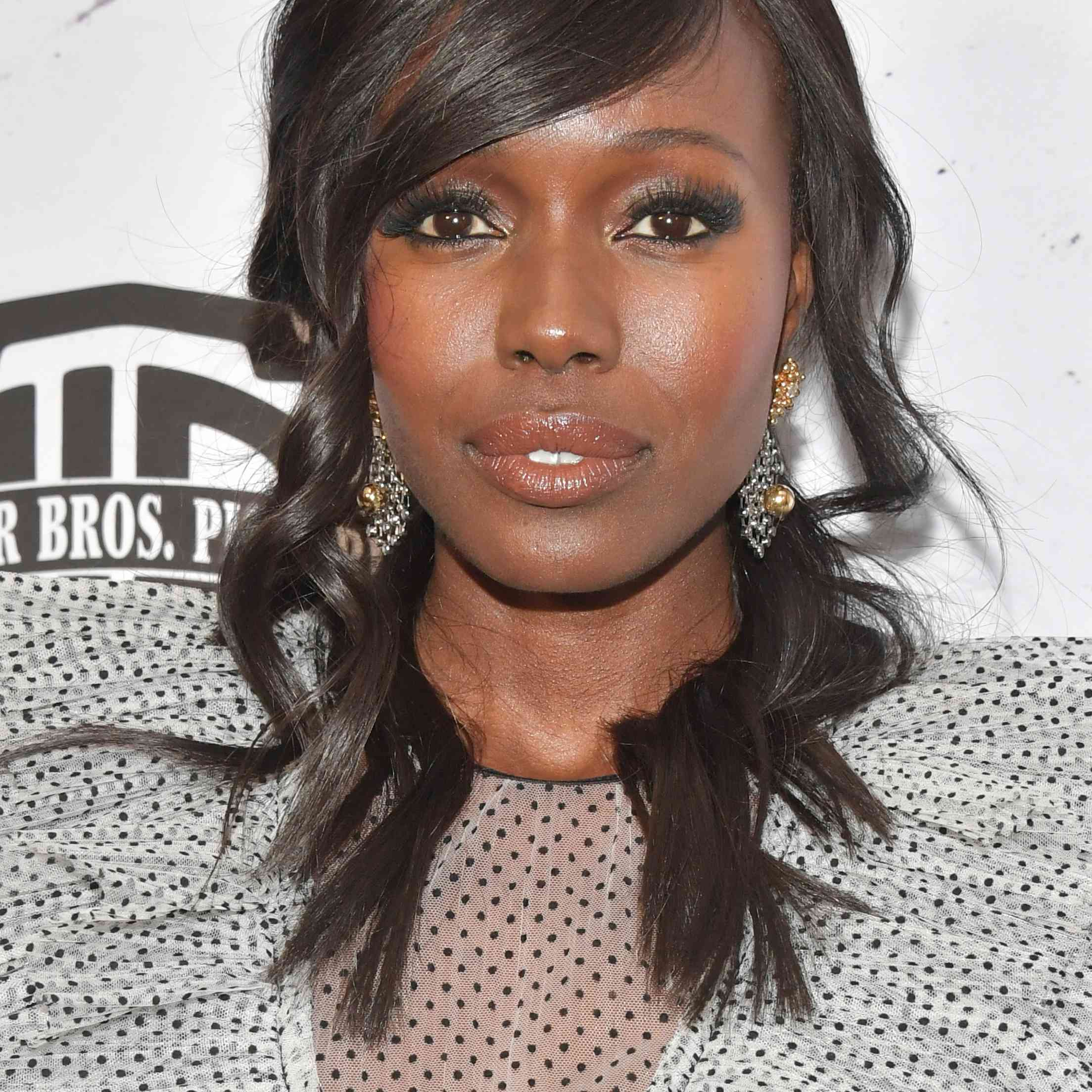 Anna Diop 2019 Essence Black Women In Hollywood Awards - Arrivals