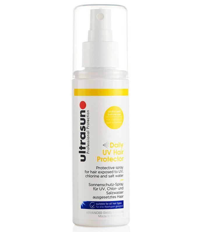 Best SPF Hair Mist: Ultrasun Daily UV Hair Protector