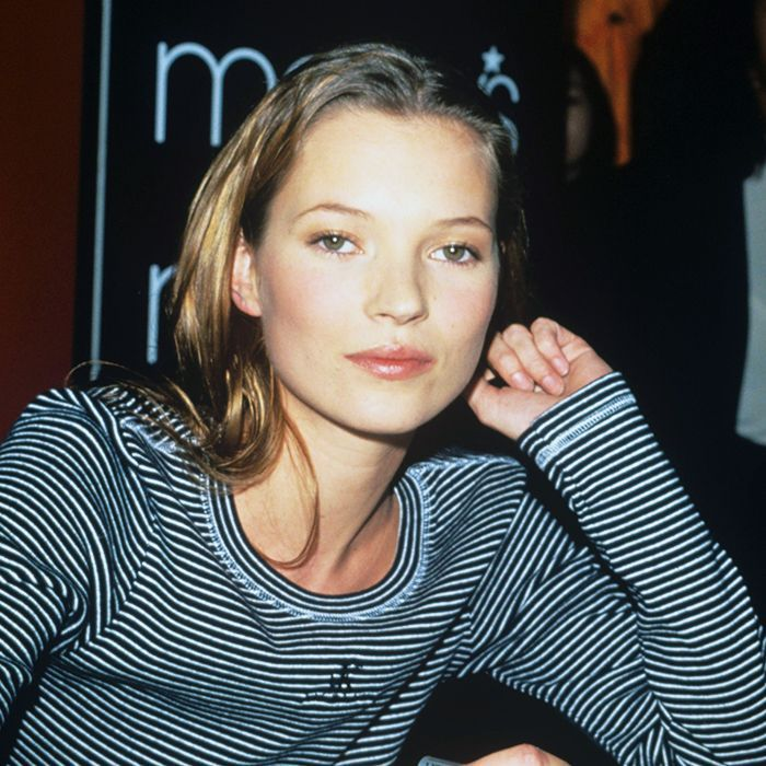CK One Review: Kate Moss during the '90s