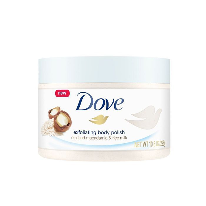 Dove Exfoliating Body Polish Body Scrub
