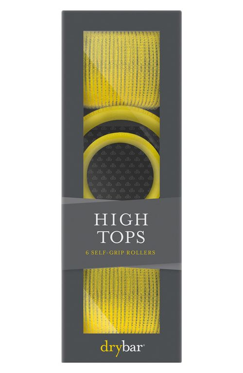 High Tops Velcro Rollers