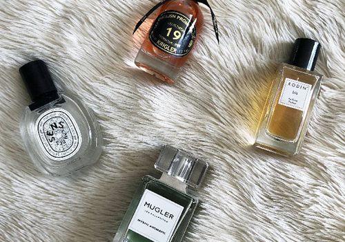four perfumes