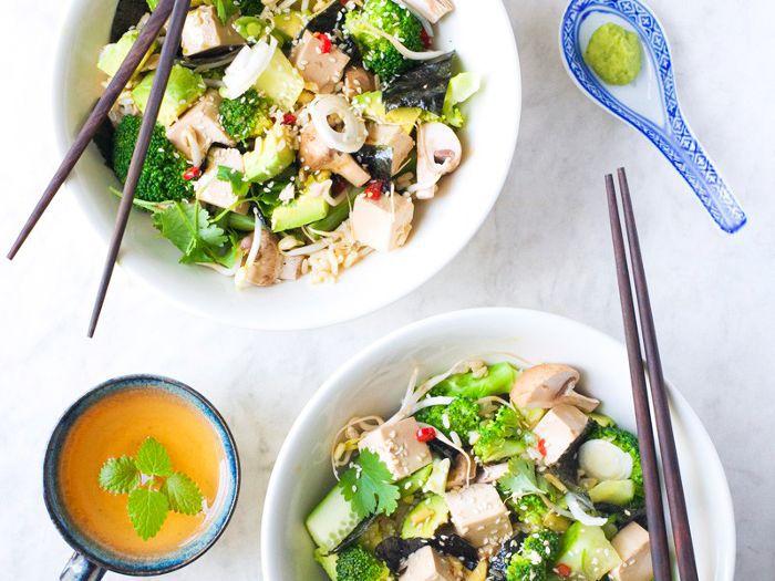 japanese-diet: healthy Japanese food