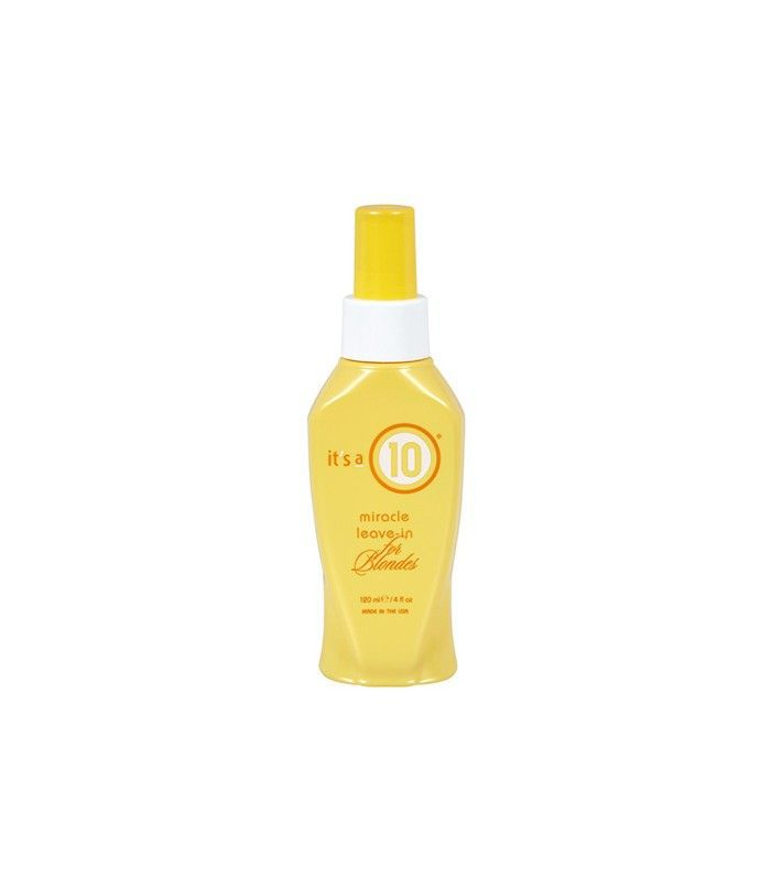 Blonde Miracle Leave in Treatment, 4 Ounce