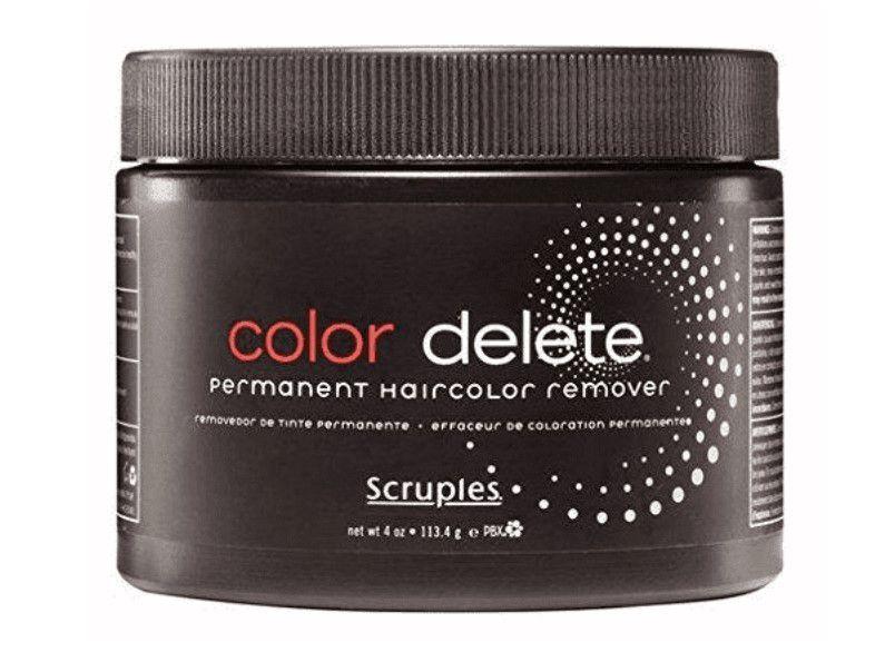 Scruples Color Delete Permanent Haircolor Remover