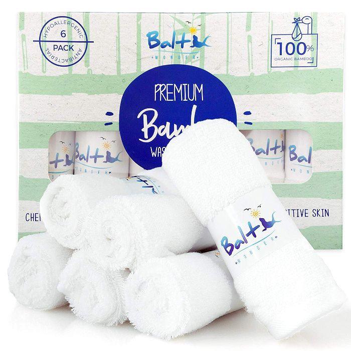 Baltic Wonder Baby Washcloths