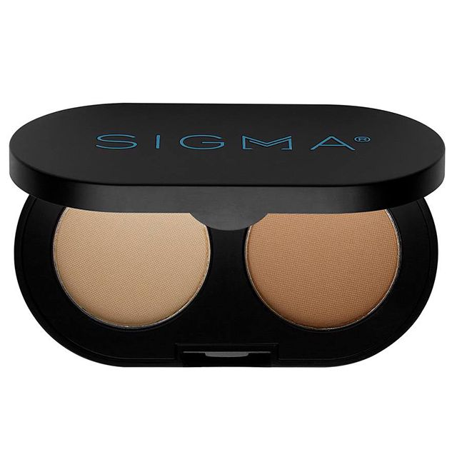 Sigma Beauty Color + Shape Brow Powder Duo