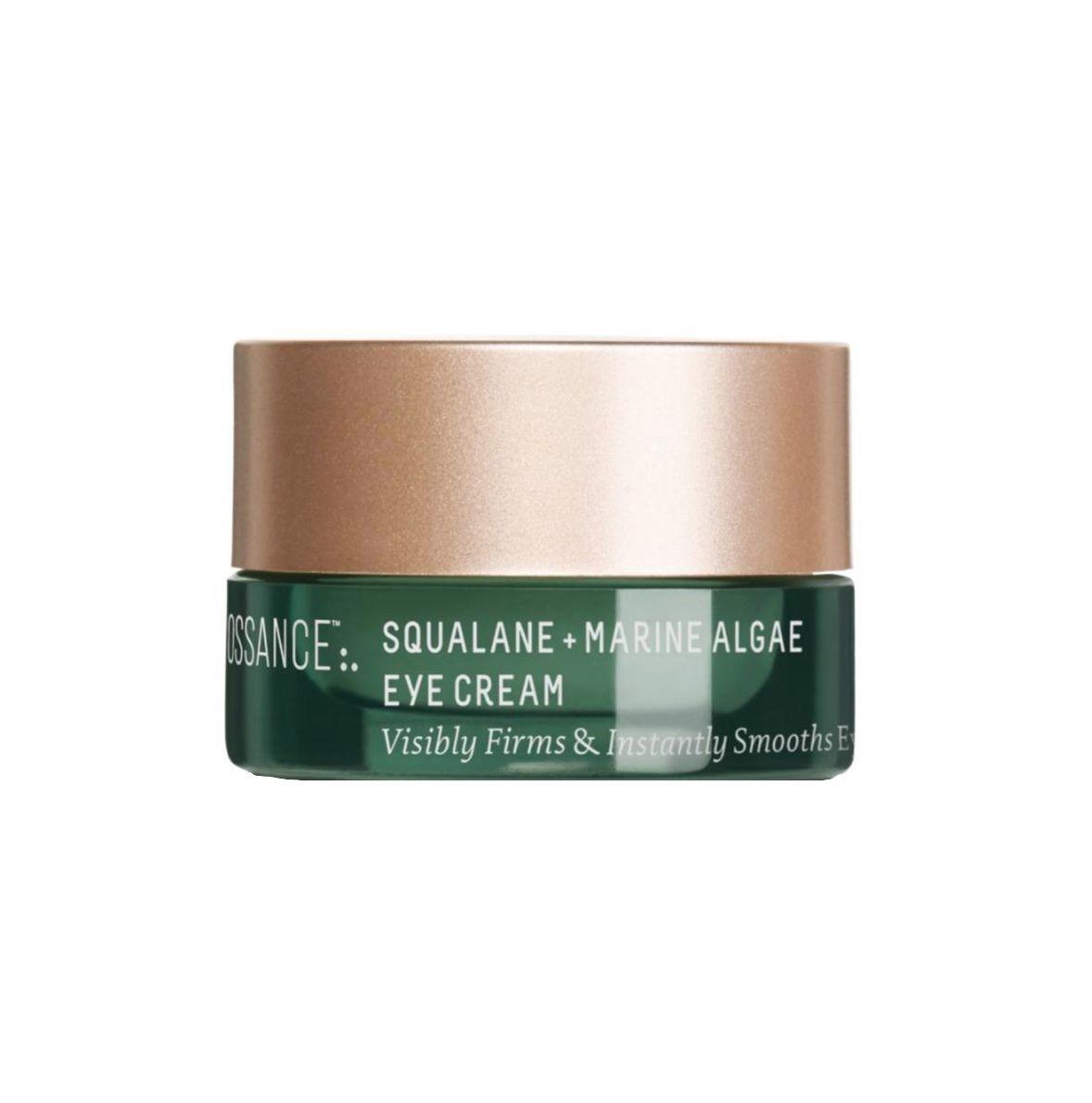 Crème pour les yeux aux algues marines Biossance Squalane