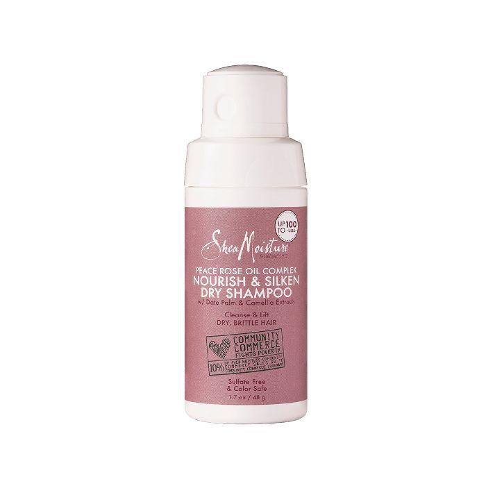 Peace Rose Nourish & Silken Dry Shampoo