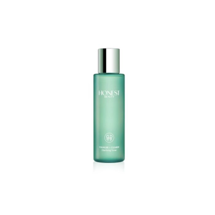 Honest Beauty Younger + Clearer Clarifying Toner - virtual skin diary