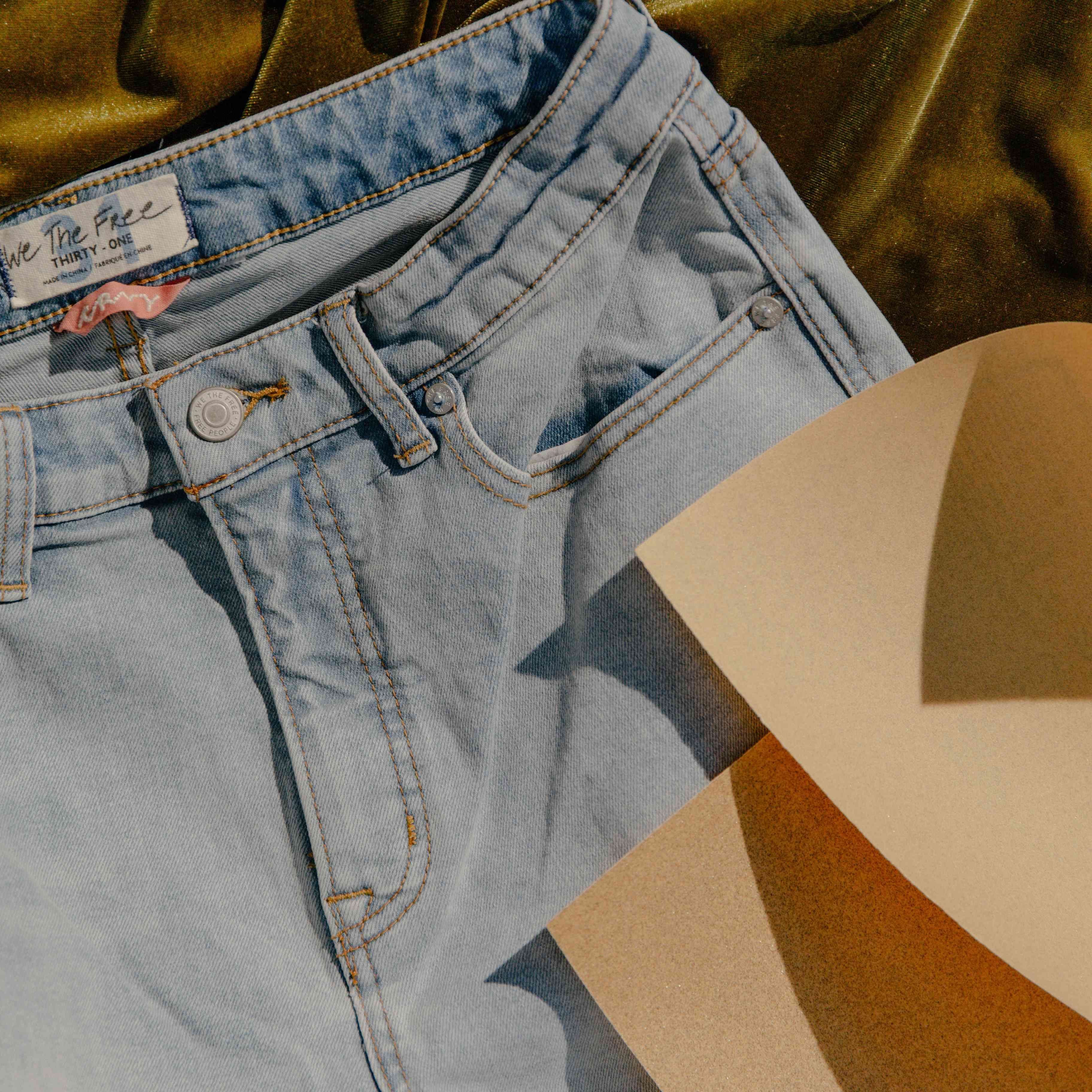 how to soften jeans