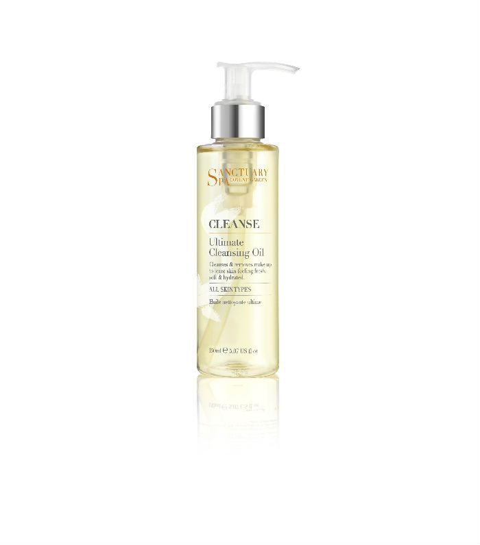 Cleansing Oils: The Sanctuary Ultimate Cleansing Oil
