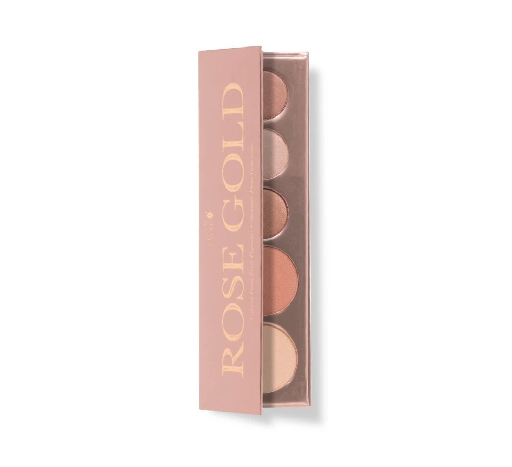 100% Pure Fruit Pigmented Rose Gold Palette