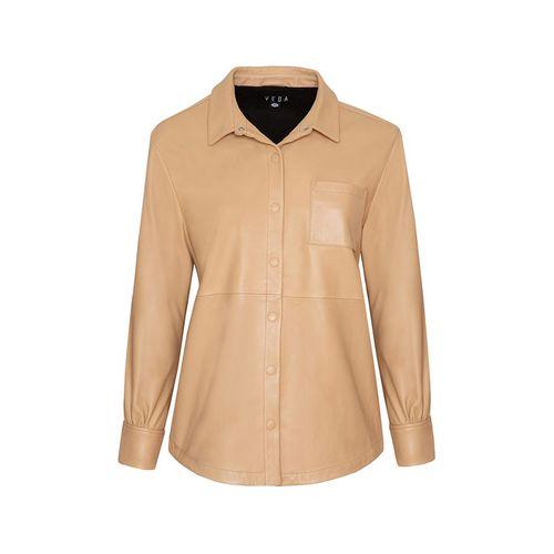 Leather Shirt ($898)