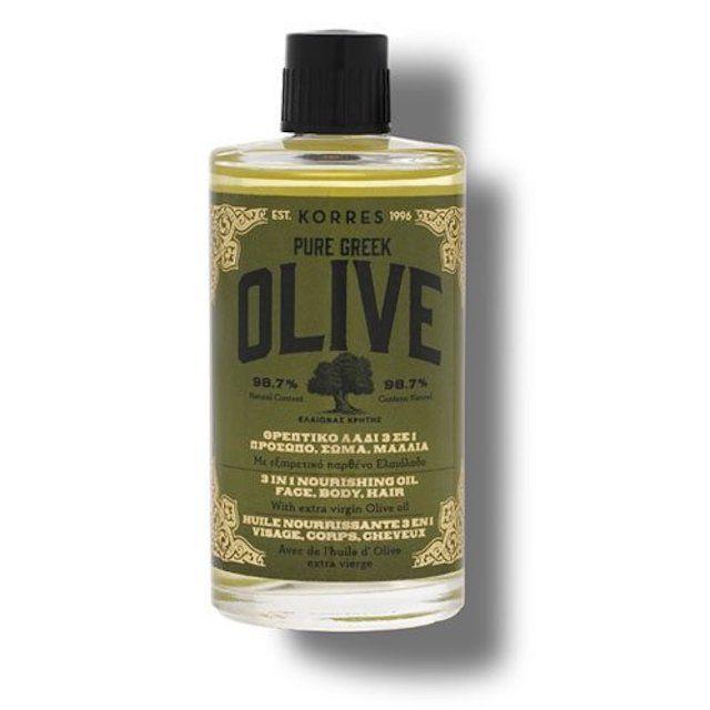 KORRES Hair Oil